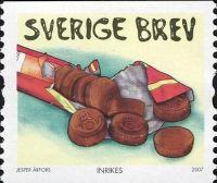 Švédsko 3/2007