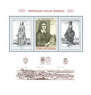 Světový grafik Václav Hollar (1607-1677)