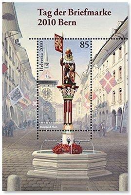 Švýcarsko 2/2010