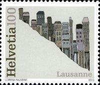 Švýcarsko 2/2013