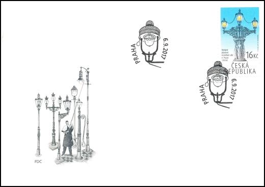 Technické památky - Veřejné plynové osvětlení ulic - 170 let