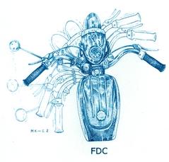 Technické pamiatky: Historické motocykle - Manet M90
