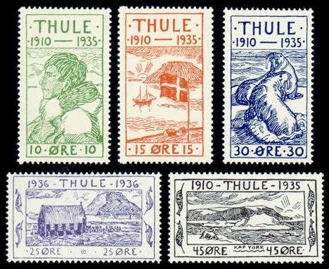 Thule - Grónsko