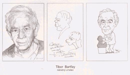 Tibor  Bartfay  -  88