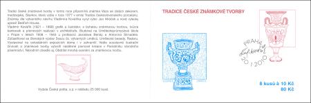 Tradice české známkové tvorby - Vladimír Kovářík