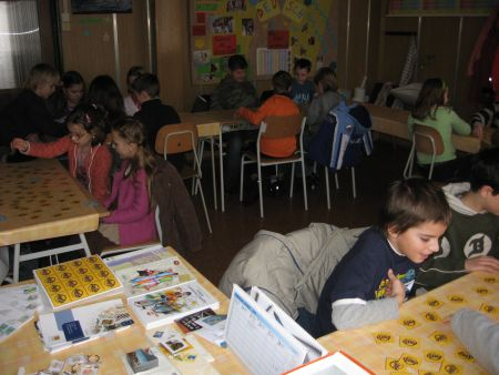 Turnaj  vo filatelistickom PEXESE