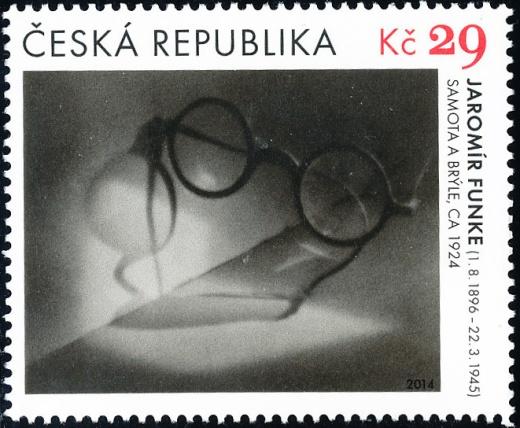 Um�leck� d�la na zn�mk�ch: Jarom�r Funke (1896 � 1945)