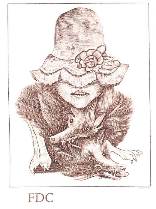 Umělecká díla na známkách - Jaroslava Pešicová (1935 – 2015)