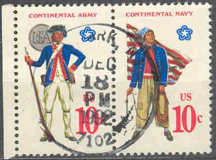 US Navy od Americké revoluce do současnosti
