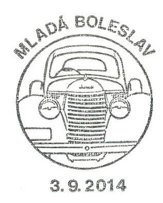 V�clav Zapadl�k - �esk� auta - �koda II.