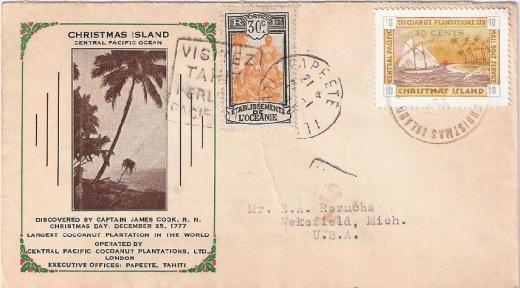 Vánoční ostrov - Kiritimati