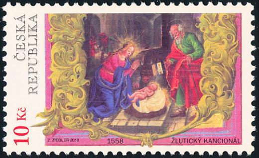Vánoční svátky - Žlutický kancionál