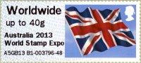 Velká Británie 4/2013