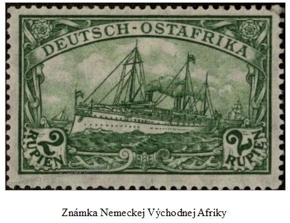 Vône exotického Zanzibaru
