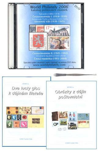Výhodná sada: DVD, 2 brožurky a pinzeta