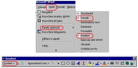 Vykreslení  albového  listu počítačem pro úplného začátečníka