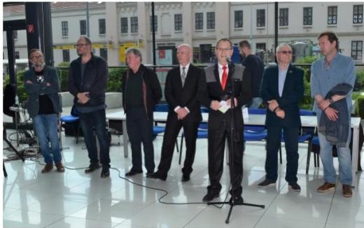 Výstava 50. výročie Zväzu slovenských filatelistov v Nitre