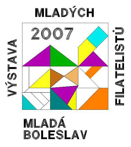 Výstava mladých filatelistů Mladá Boleslav 2007