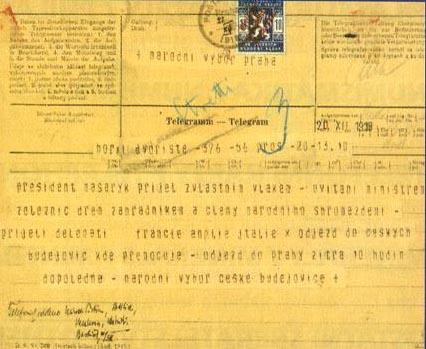 Výstava nejvzácnějších československých známek Ludvíka Pytlíčka