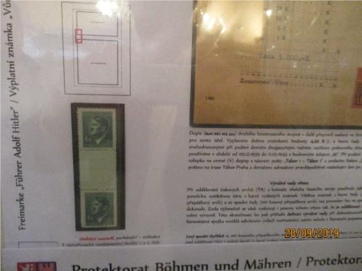 Výstava poštovních známek LIBEREC 2019