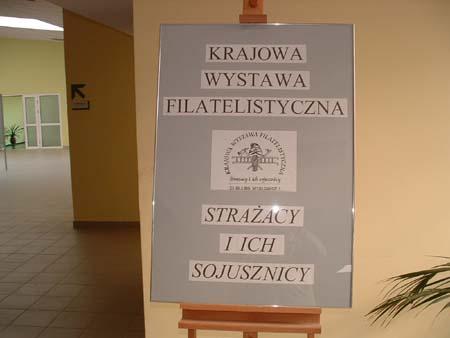 Výstava Strazacy i ich sojusznicy (Hasiči a jejích partneři-přátele)