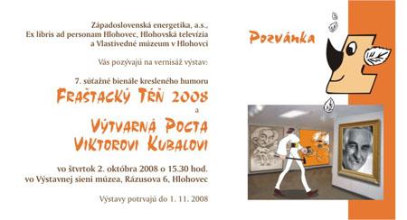 Výtvarná pocta Viktorovi Kubalovi