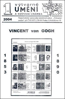 Výtvarné umění a poštovní známka číslo 1/2004