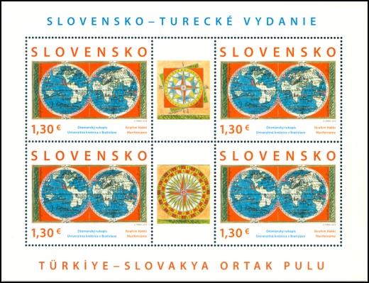 Zajímavá slovenská známka z roku 2018