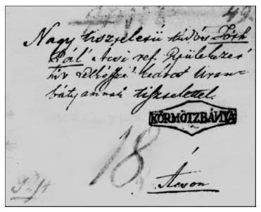 Zberateľ: Falzifikáty predznámkových listov z územia dnešného Slovenska