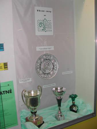 Zhodnocení výstavy SCOUTPHILEX 2004