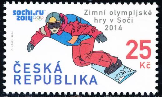 Zimní olympiáda v Soči 2014