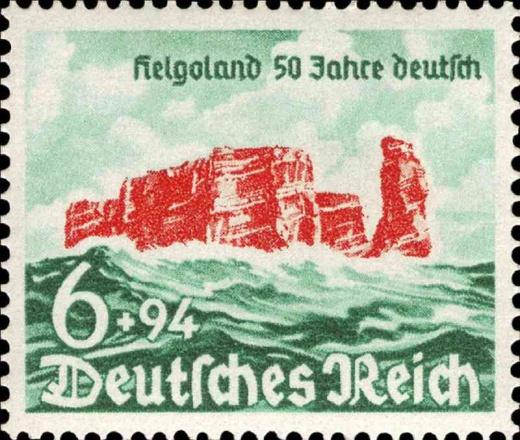 Známková země Heligoland