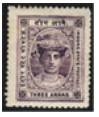 Známkové země na území Indie