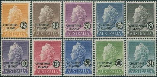 Známky Vánočního ostrova - Christmas Island