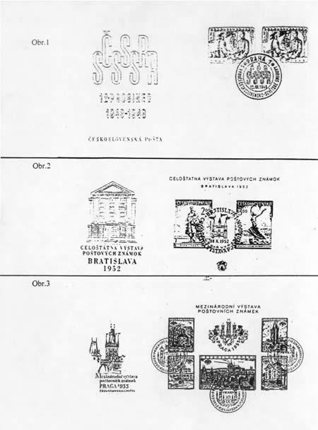 Zpravodaj 1/2003: Dvě zajímavosti o československých FDC