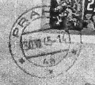 Zpravodaj 1/2004: Zajímavosti na známkách