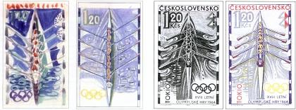 Zpravodaj 1/2009: Dvojdomé setkání s autorkami známek