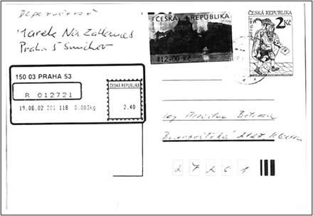 Zpravodaj 2/2003: Zajímavé celistvosti České republiky