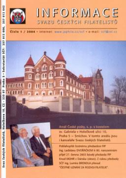 Zpravodaj 2/2004: Listárna aneb dozvěděli jsme se od Vás
