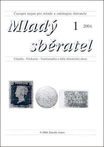 Zpravodaj 2/2004: Vyšel nový občasník pro mladé sběratele
