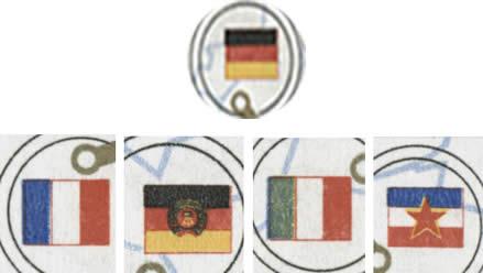 Zpravodaj 2/2004: Zajímavosti na známkách