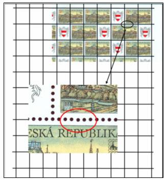 Zpravodaj 2/2005: Perforace známek České republiky (1)