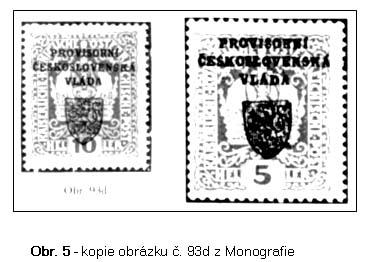 Zpravodaj 2/2005: PRVNÍ PRAŽSKÉ REVOLUČNÍ VYDÁNÍ Z ROKU 1918 - tzv. Pražský přetisk I (malý znak)