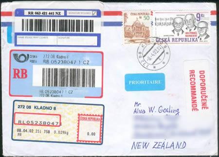Zpravodaj 3/2004: Vrácené dopisy