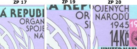 Zpravodaj 3/2004: Výrobní vady na známkách tištěných společností Victoria Security Printing, a. s.