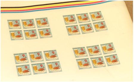 Zpravodaj 3/2005: Jak vzniká poštovní známka?