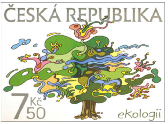 Zpravodaj 3/2005: Soutěž na návrh poštovní známky 2