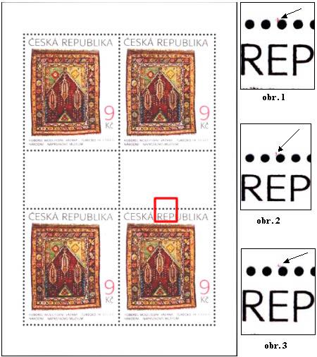 Zpravodaj 4/2003: TL 0369 Lidové umění – Orientální koberce 9,- Kč VV