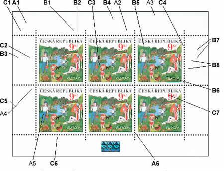 Zpravodaj 4/2004: Rozlišení TL 0396 Europa – prázdniny  9,- Kč