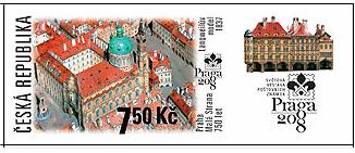 Zpravodaj 4/2006: Světová výstava poštovních známek PRAGA 2008 - výstavní propozice IREX